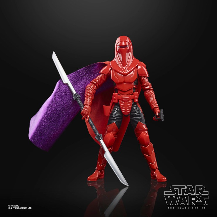 Star Wars Black Series: Jaxxon, Sith Apprentice Darth Maul, and more EU figures revealed!