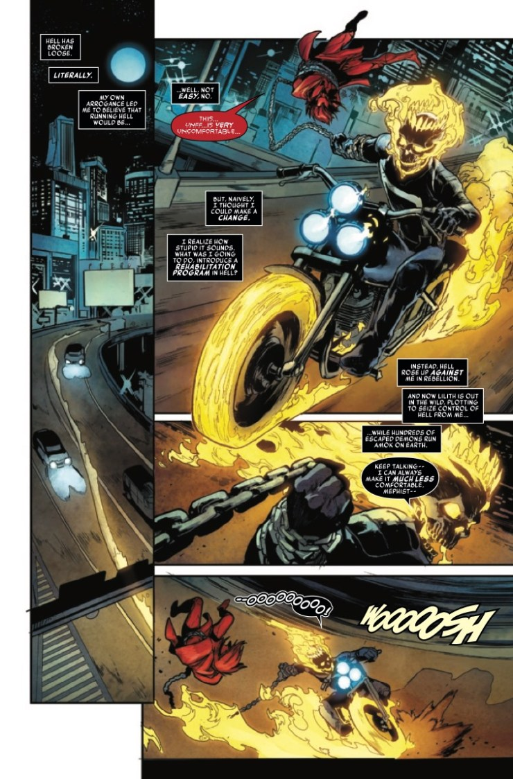 Marvel Preview: King in Black: Ghost Rider #1