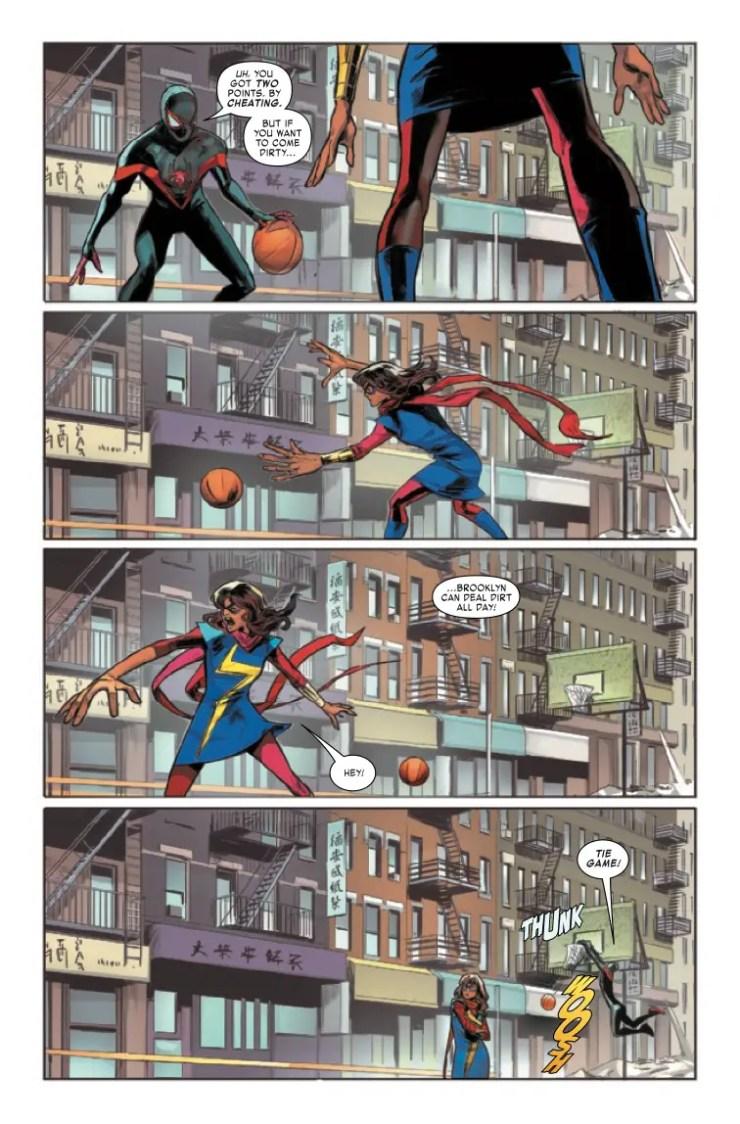 Marvel Preview: Miles Morales: Spider-Man #24