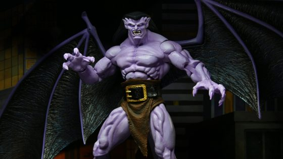 NECA reveals incredible Goliath figure for new 'Gargoyles' toyline
