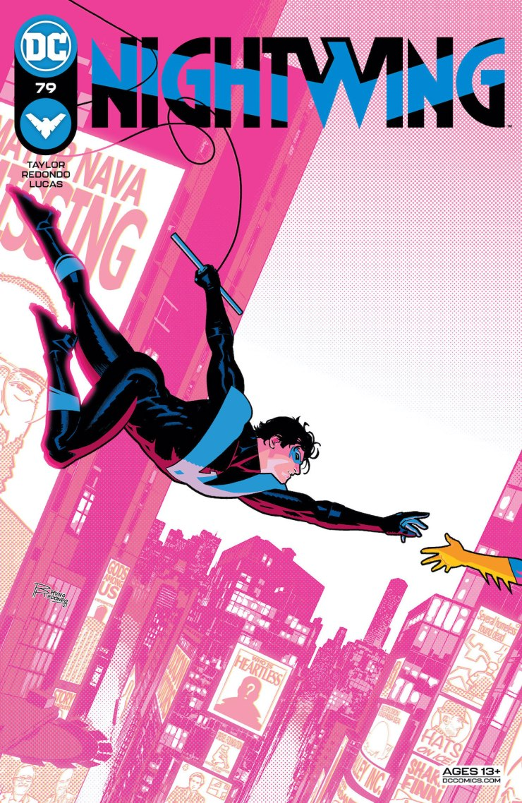 DC Comics First Look: Nightwing #79