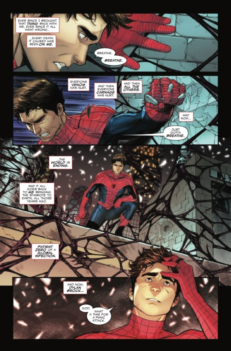 Marvel Preview: King in Black: Spider-Man #1