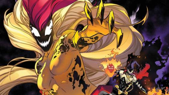 'King In Black: Scream' #1 review: trial by fire