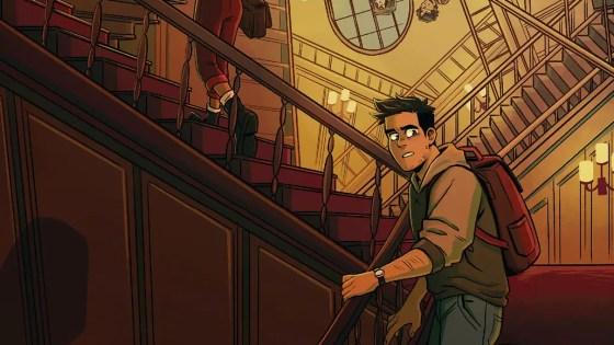 EXCLUSIVE BOOM! Preview: Specter Inspectors #3