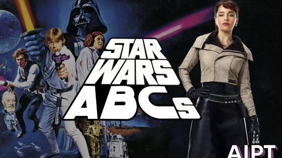Star Wars ABCs: Q is for Qi'ra