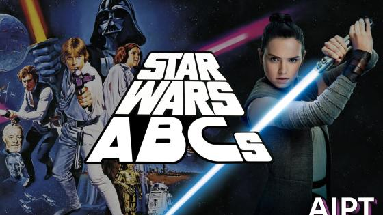 Star Wars ABCs: R is for Rey Skywalker