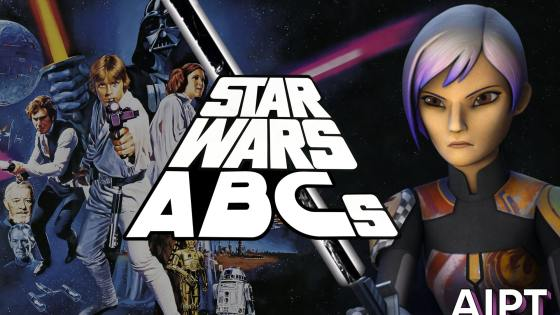 Star Wars ABCs: S is for Sabine Wren