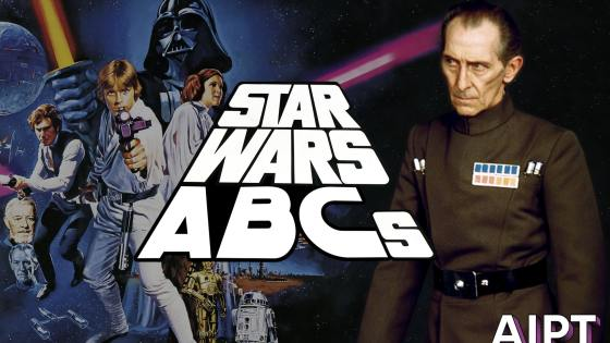 Star Wars ABCs: W is for Wilhuff Tarkin