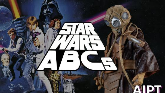 Star Wars ABCs: Z is for Zuckuss