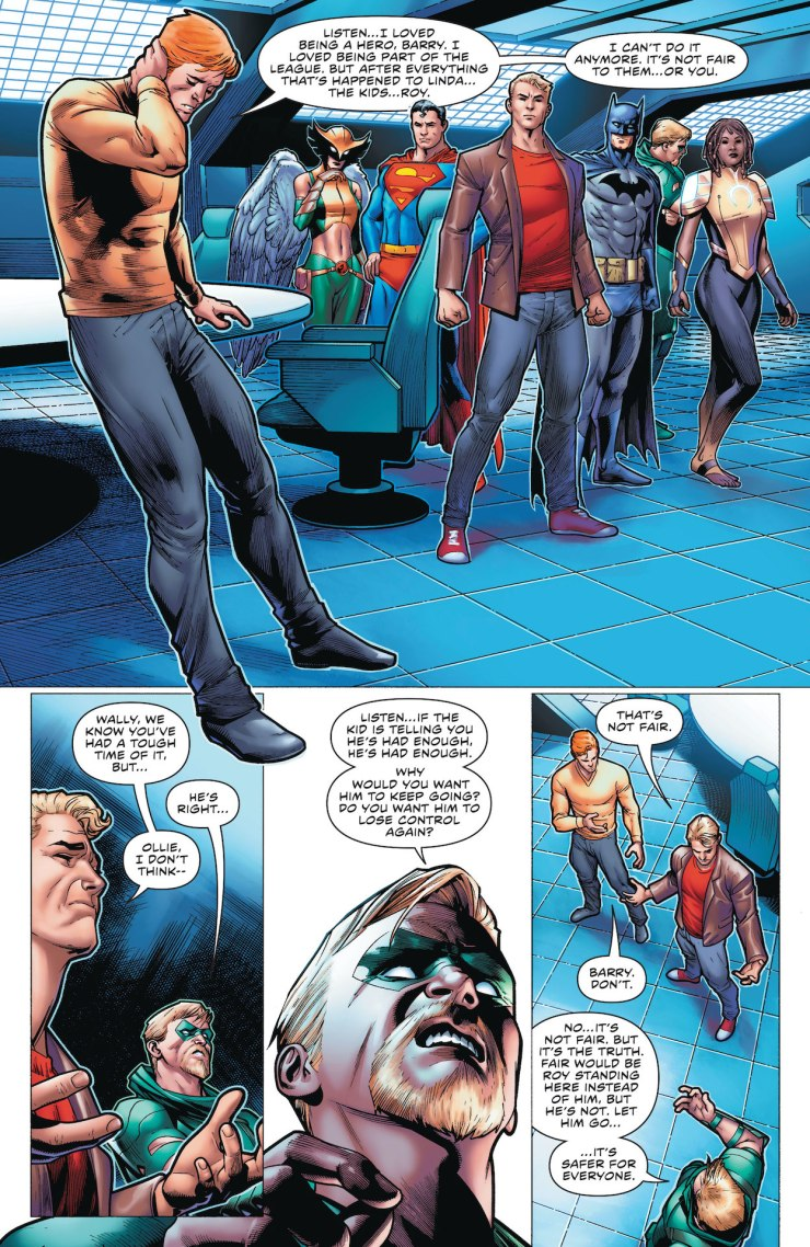 DC Preview: The Flash #768