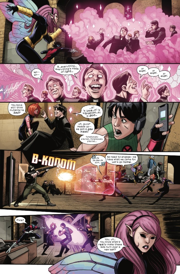 Marvel First Look: Way of X #1