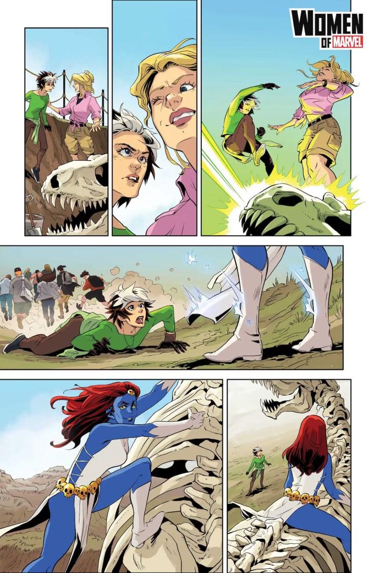 Marvel First Look: Women of Marvel #1