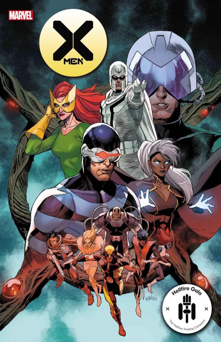June 2021 Marvel Comics solicitations: