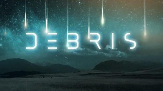 Under NBC's falling 'Debris' -- could there be REAL UFO artifacts?