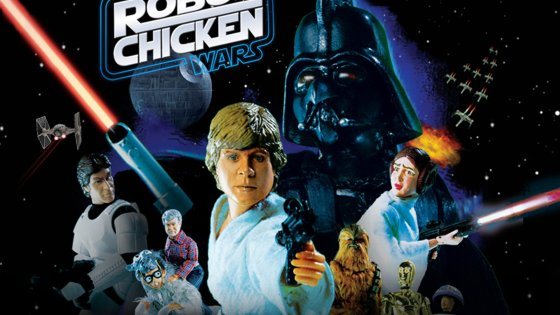 Talkin' Tauntauns Podcast episode 51: Star Wars parodies