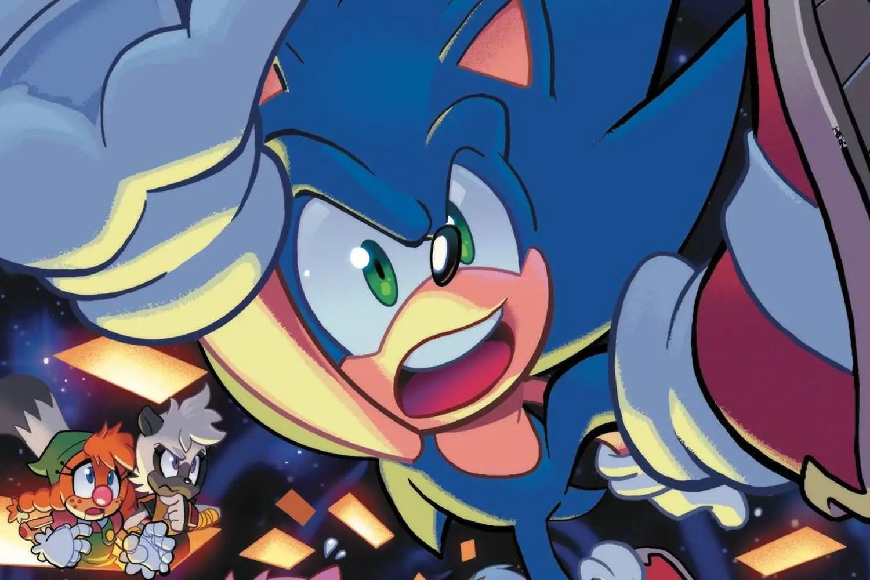 Sonic the Hedgehog #38