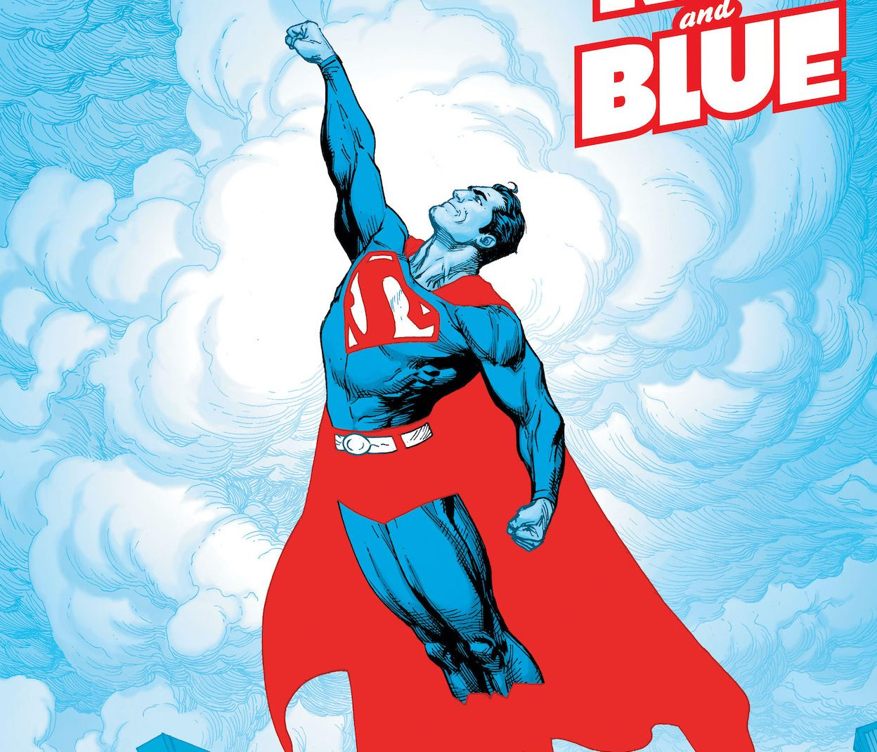 'Superman: Red and Blue' #1 offers a promising debut