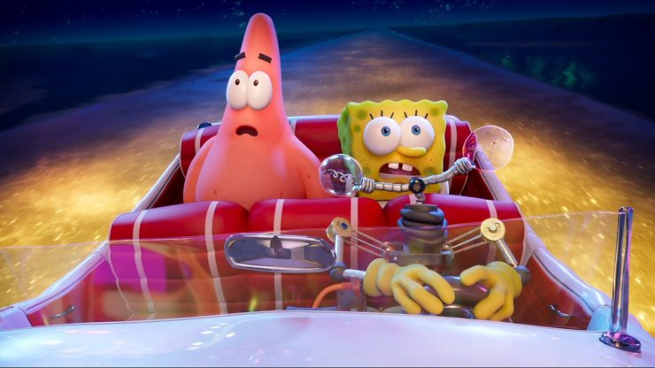 'The Spongebob Movie: Sponge on the Run' review: Fun, Uplifting, and visually striking
