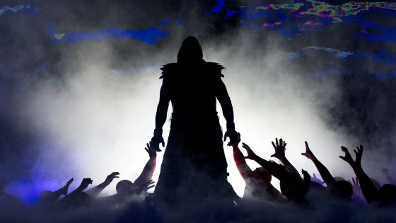 Undertaker: Special WrestleMania Entrances