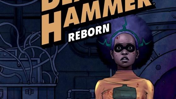 Dark Horse announces 'Black Hammer: Reborn' for June 23rd