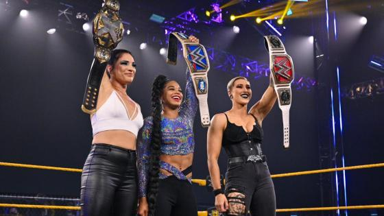 PTW Wrestling podcast - NXT