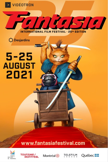 Fantasia Film Festival unveils 25th anniversary poster and opening film