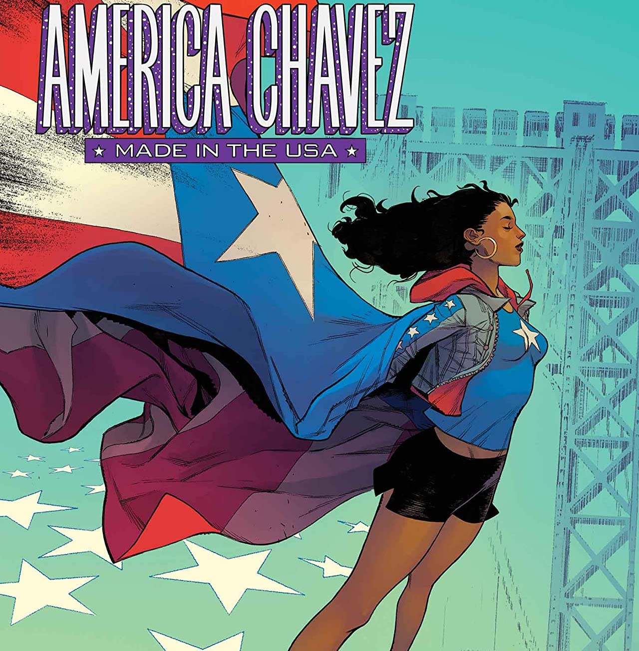 'America Chavez: Made in the USA' #2 plays up the complicated origin of its character