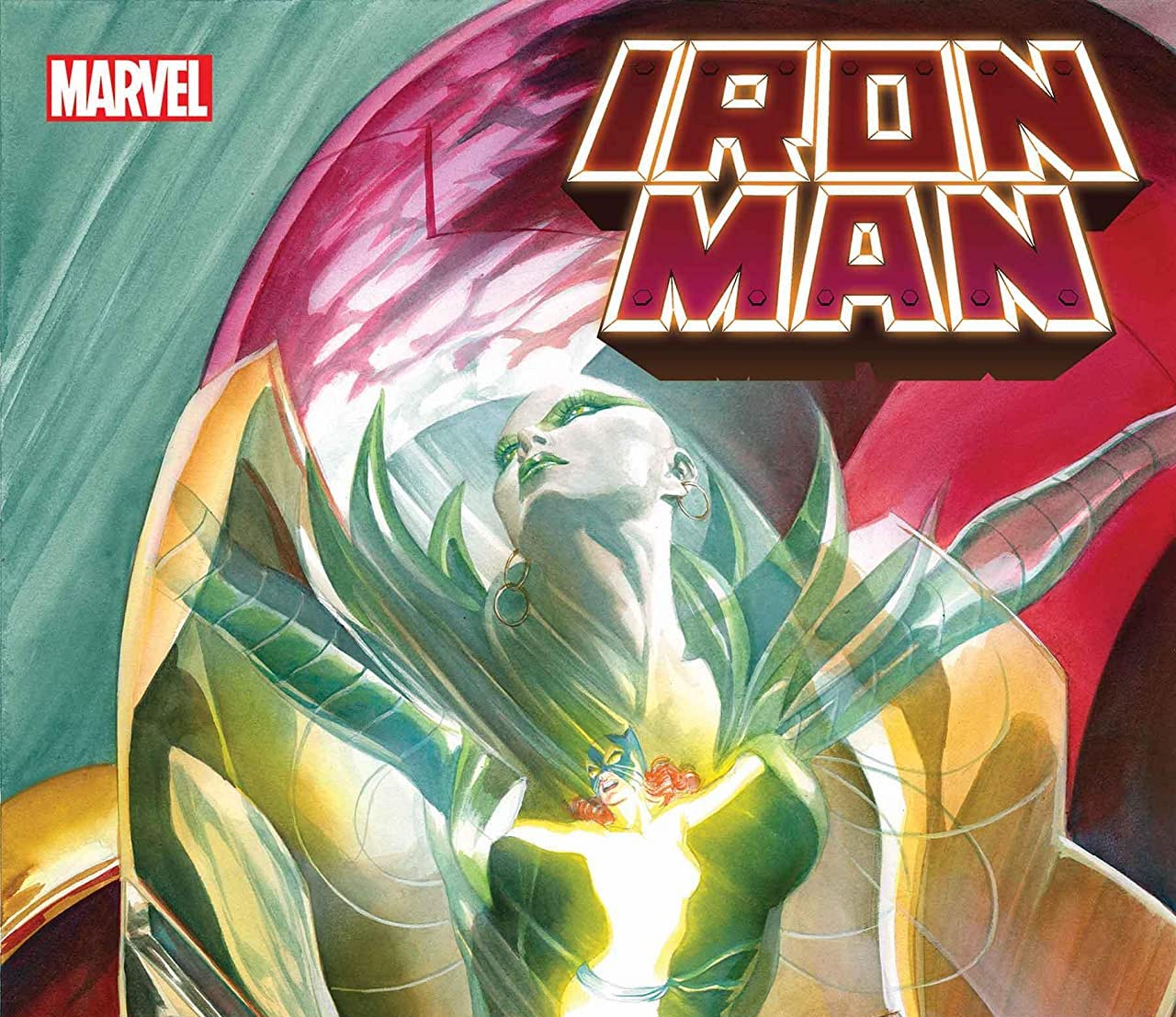 'Iron Man' #8 changes Hellcat forever
