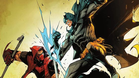 'Batman: Urban Legends' #2 continues to be the peak of DC's anthologies