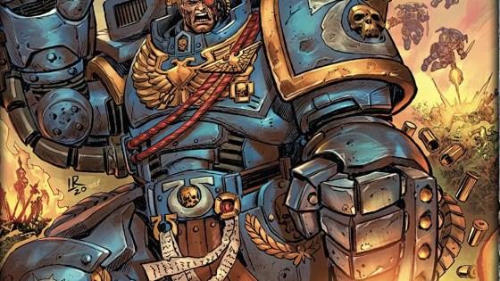 'Warhammer 40,000: Marneus Calgar' is brutally excellent