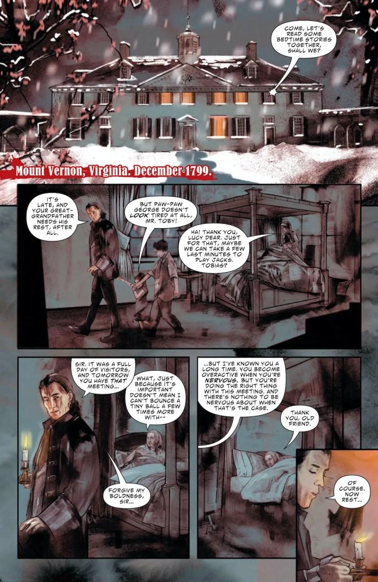 DC Preview: American Vampire 1976 #7