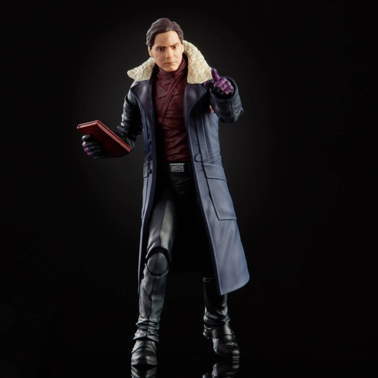 The Falcon and the Winter Soldier: Baron Zemo Marvel Legends figure revealed!