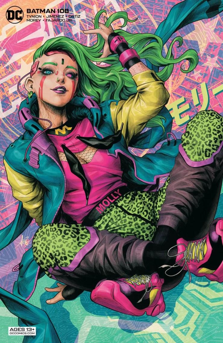 DC Preview: Batman #108