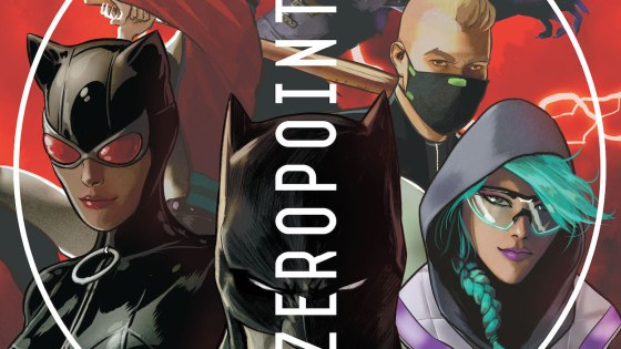 DC Preview: Batman/Fortnite: Zero Point #1