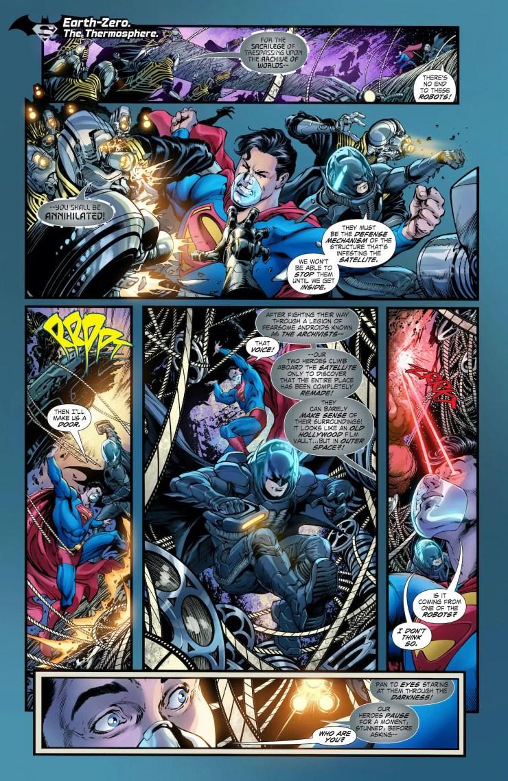 DC Preview: Batman/Superman #17