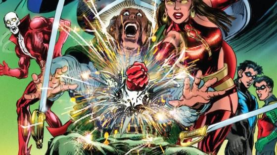 DC Preview: Batman vs. Ra's Al Ghul #6