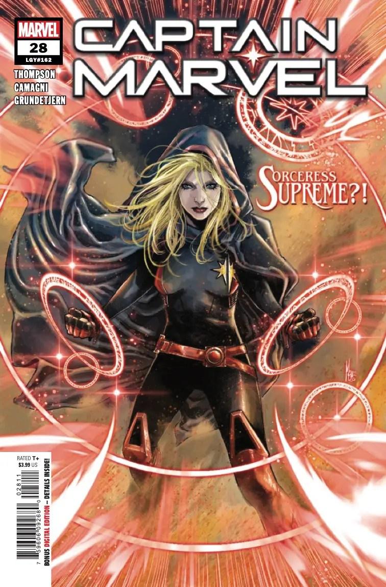 Marvel Preview: Captain Marvel #28