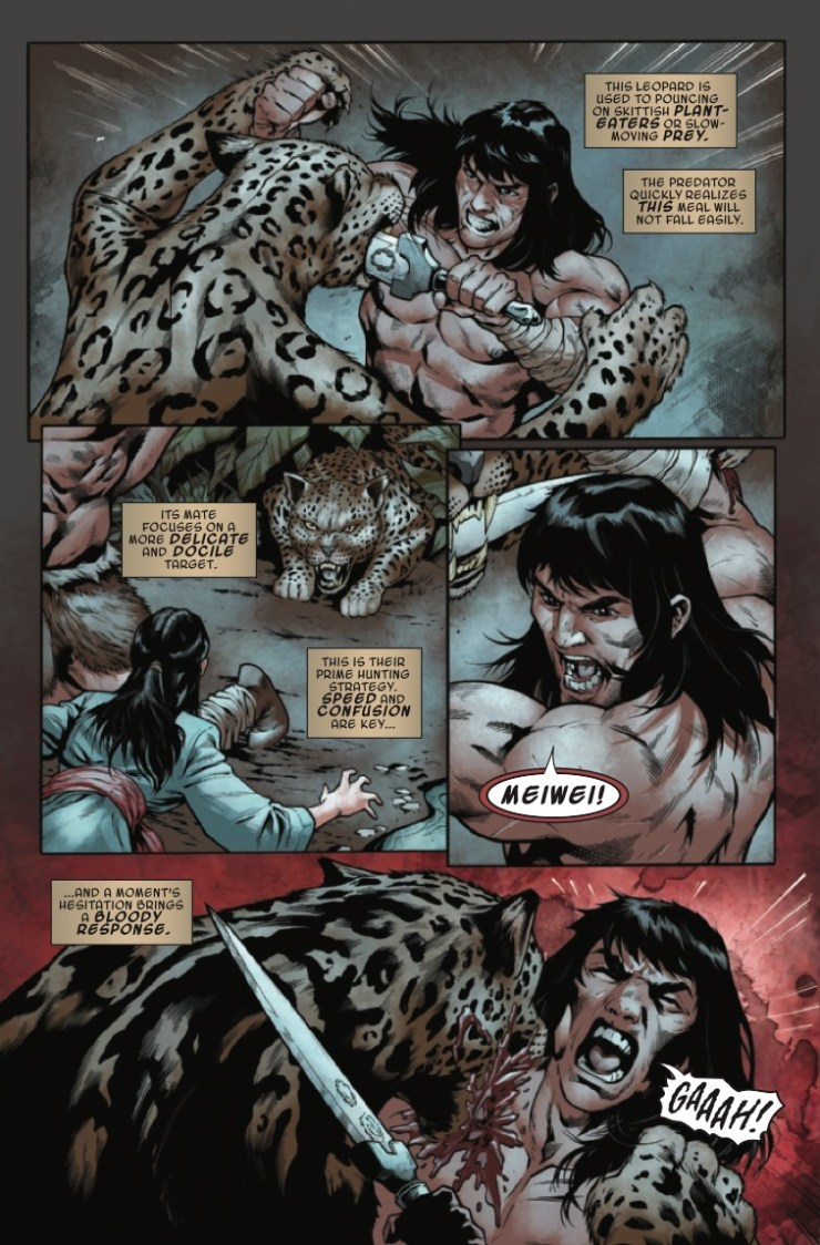 Marvel Preview: Conan the Barbarian #20
