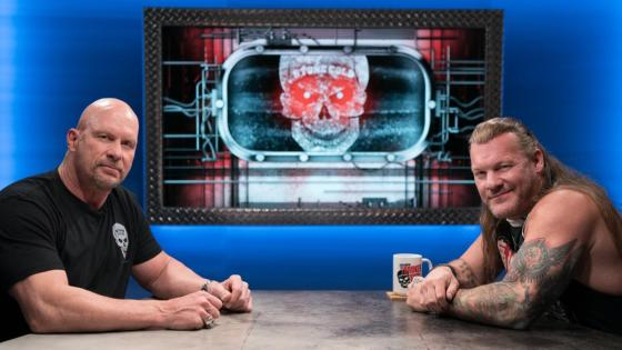 Chris Jericho on WWE Network
