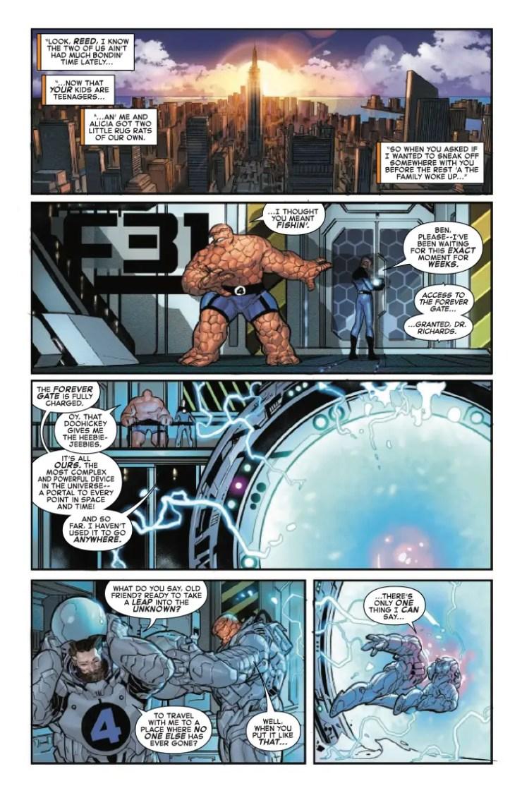 Fantastic Four (2018-) #31