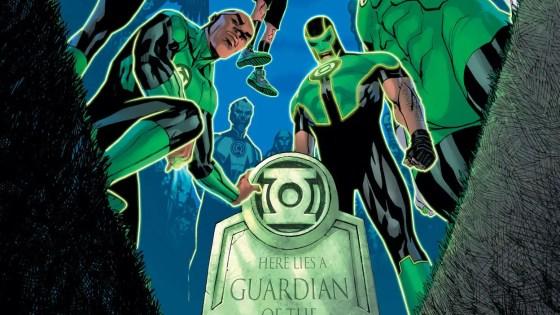 DC Preview: Green Lantern #2