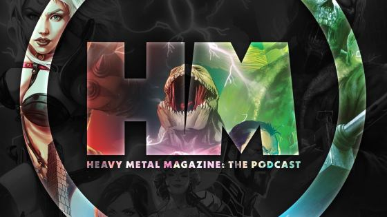 Heavy Metal Entertainment to launch 'Heavy Metal Magazine: The Podcast'