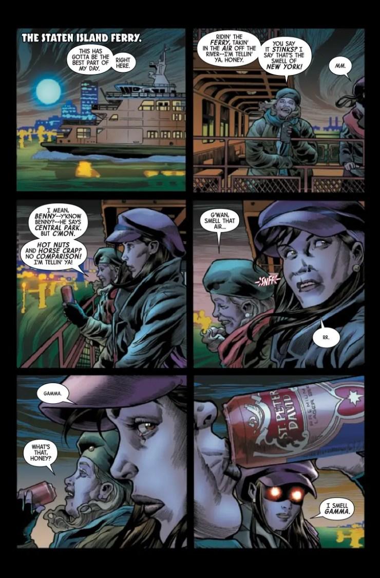 Marvel Preview: Immortal Hulk #45