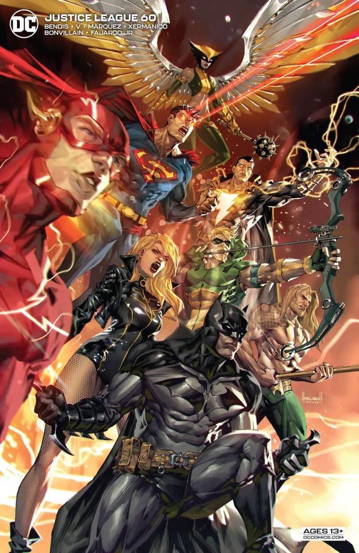 DC Preview: Justice League #60