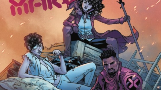 Marvel Preview: Marauders #19