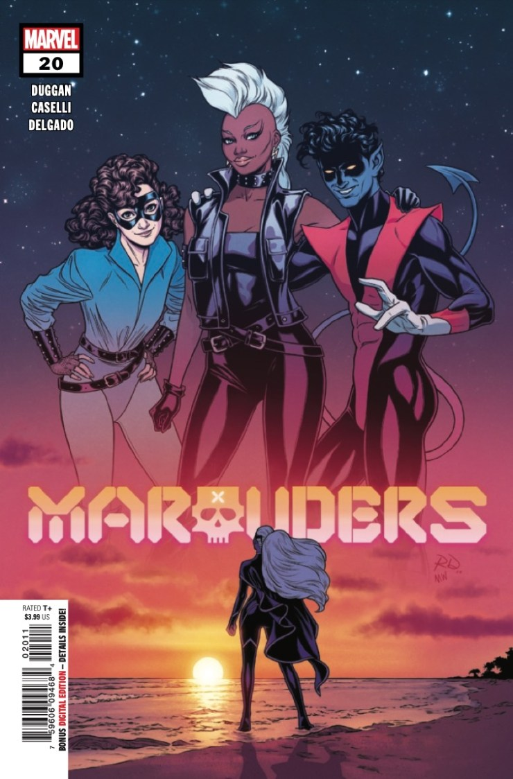 EXCLUSIVE Marvel Preview: Marauders #20