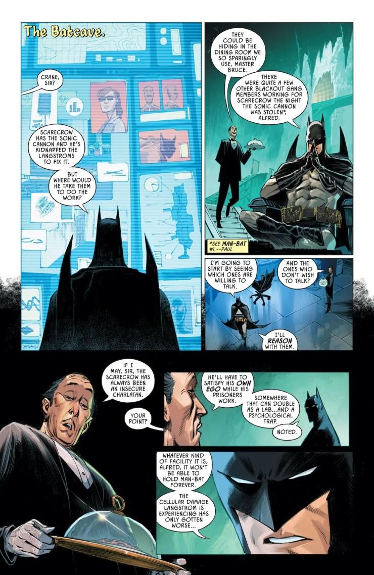 DC Preview: Man-Bat #4