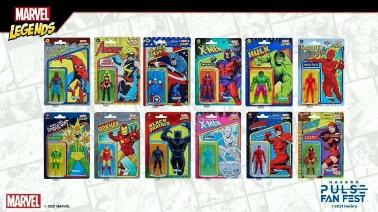 Marvel Legends Retro
