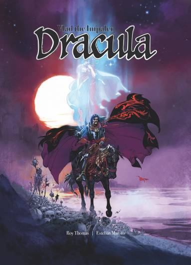 AIPT Comics Podcast Episode 117: Dracula IDW