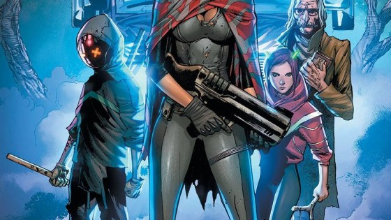 'Nocterra' #2 cranks the darkness up to full throttle